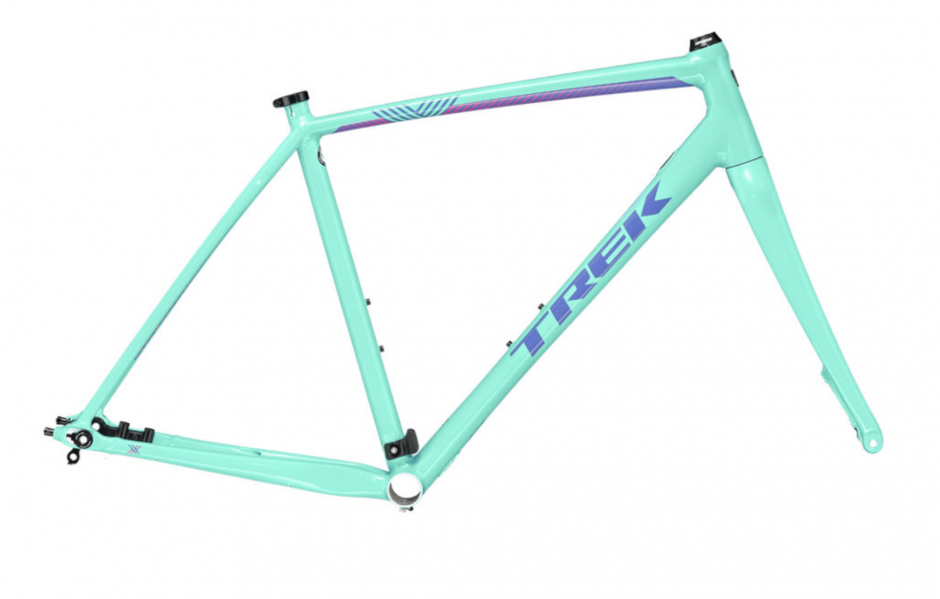 trek crockett frm set zielony